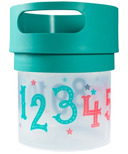 Munchie Mug Turquoise Numbers