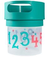 Mug Munchie Numéros Turquoise