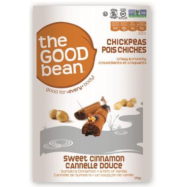 The Good Bean Sweet Cinnamon Chickpeas