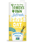 Earth's Own SoFresh Oat Unsweetened Vanilla