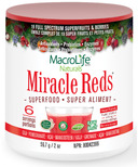 MacroLife Naturals Miracle Reds Cardio Antioxidant Superfood