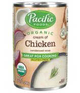 Pacific Foods Free Range Cream of Chicken Condensed Soup (soupe condensée au poulet)