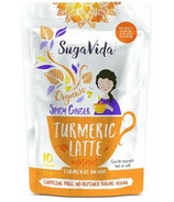 SugaVida Spicy Ginger Instant Original Turmeric Drink