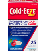 Cold-Eeze Lozenges Natural Cherry