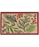 Now Designs Doormat Bough & Berry