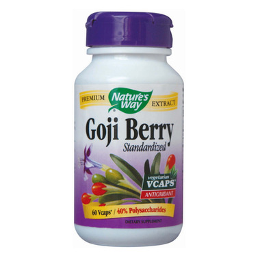 Nature\'s Way Goji Berry