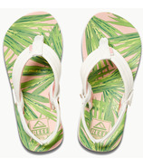 Reef Girls Little Ahi Tropical Palms