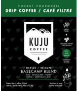 Kuju Coffee Pocket PourOver Drip Coffee Basecamp Blend