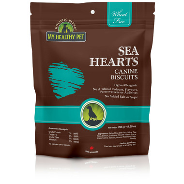 Holistic Blend Sea Heart Biscuits