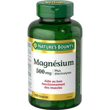 Nature\'s Bounty Magnesium Plus Electrolytes