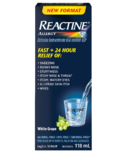 Reactine Allergy Antihistamine Liquid 24 Hour Relief