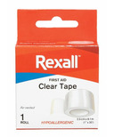 Rexall First Aid Clear Tape