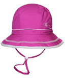 Calikids Quick-Dry Bucket Hat Extra Wide Brim Vivid Orchid