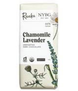 Raaka Chamomile Lavender Unroasted Dark Chocolate