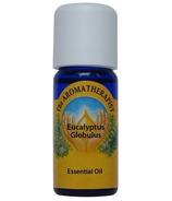 The Aromatherapist Organic Eucalyptus Globulus Essential Oil