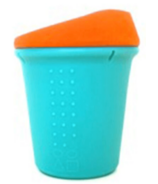 Silikids To-Go Silicone Sippy Cup Sea & Orange