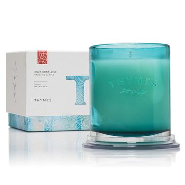 Thymes Aqua Corraline Aromatic Candle