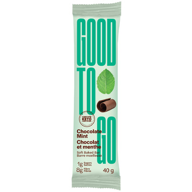Good To Go Chocolate Mint Soft Baked Bar