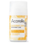 Acorelle Deodorant Roll-On Lemon Moringa