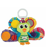 Lamaze Clip and Go Jacque the Peacock