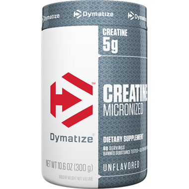 Dymatize Nutrition Creatine Monohydrate 300 Grams