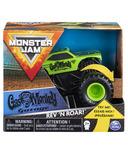 Monster Jam Official Gas Monkey Rev 'N Roar Monster Truck 1:43 Scale