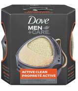Dove Men +Care Active Clean Dual Sided Shower Tool