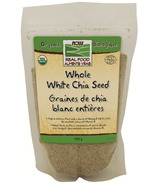 NOW Foods Organic Whole White Chia Seed