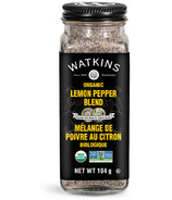 Watkins Organic Lemon Pepper Blend