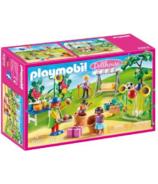 Playmobil Dollhouse Children's Birthday with Clown