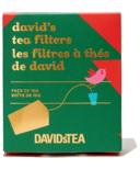 DAVIDsTEA Seasonal Tea Filters