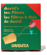 Filtres à thé saisonniers DAVIDsTEA