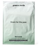 Grace & Stella Co. Dr. Pedicure Foot Peeling Mask XL