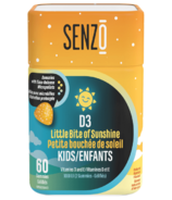 Senzo Little Bite Of Sunshine D3 Kids Gummies
