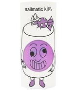 nailmatic vernis à ongles à base d'eau pour enfants Marshi Pearly Neon Lilac