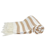 House of Jude Oversized Turkish Towel Fawn