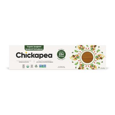 Chickapea Organic Spaghetti Pasta