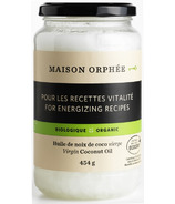 Maison Orphee Organic Virgin Coconut Oil