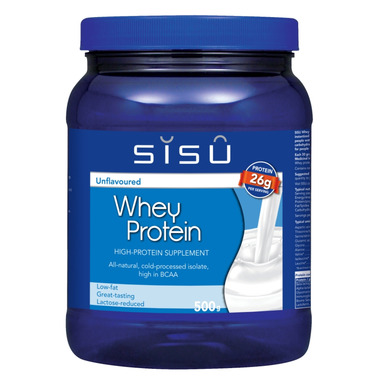 SISU Whey Protein Isolate