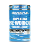 Crossfuel Pre-Workout Blue Raspberry