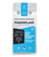 PowerPlant Superfoods Organic Lions Mane Mushroom Instant Coffee Fuel THINK