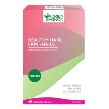 Adrien Gagnon Feminex Healthy Hair, Skin & Nails