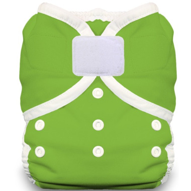 Thirsties Duo Wrap Hook & Loop Diaper Meadow