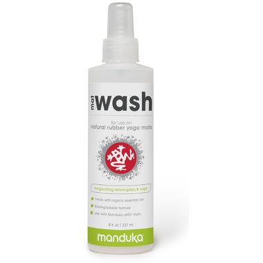 Manduka Mat Cleaner Restore Spray Travel Size Lemongrass