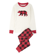 Hatley Kids Pajamas Buffalo Plaid