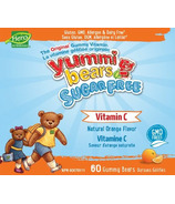Hero Nutritionals Yummi Bears Vitamin C Sugar Free