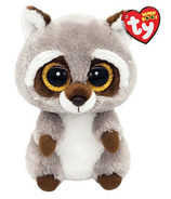 Ty Beanie Boos Oakie Raccoon
