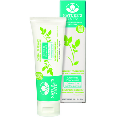 Nature\'s Gate Creme de Peppermint Toothpaste