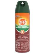 Off! Deep Woods Tick Repellent