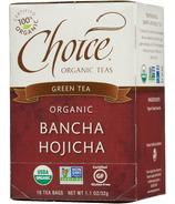 Choice Organic Teas Bancha Hojicha
